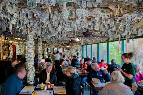Cabbage-Key-Dining-Dollar-Bill-Room