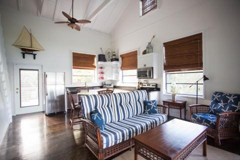 Kitchen/living room Osprey Rental Cottage