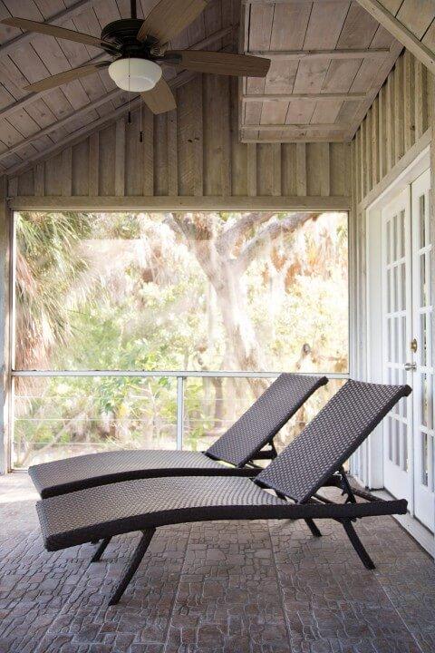 Osprey Cottage porch