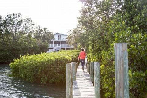 Snook Cottage Dock