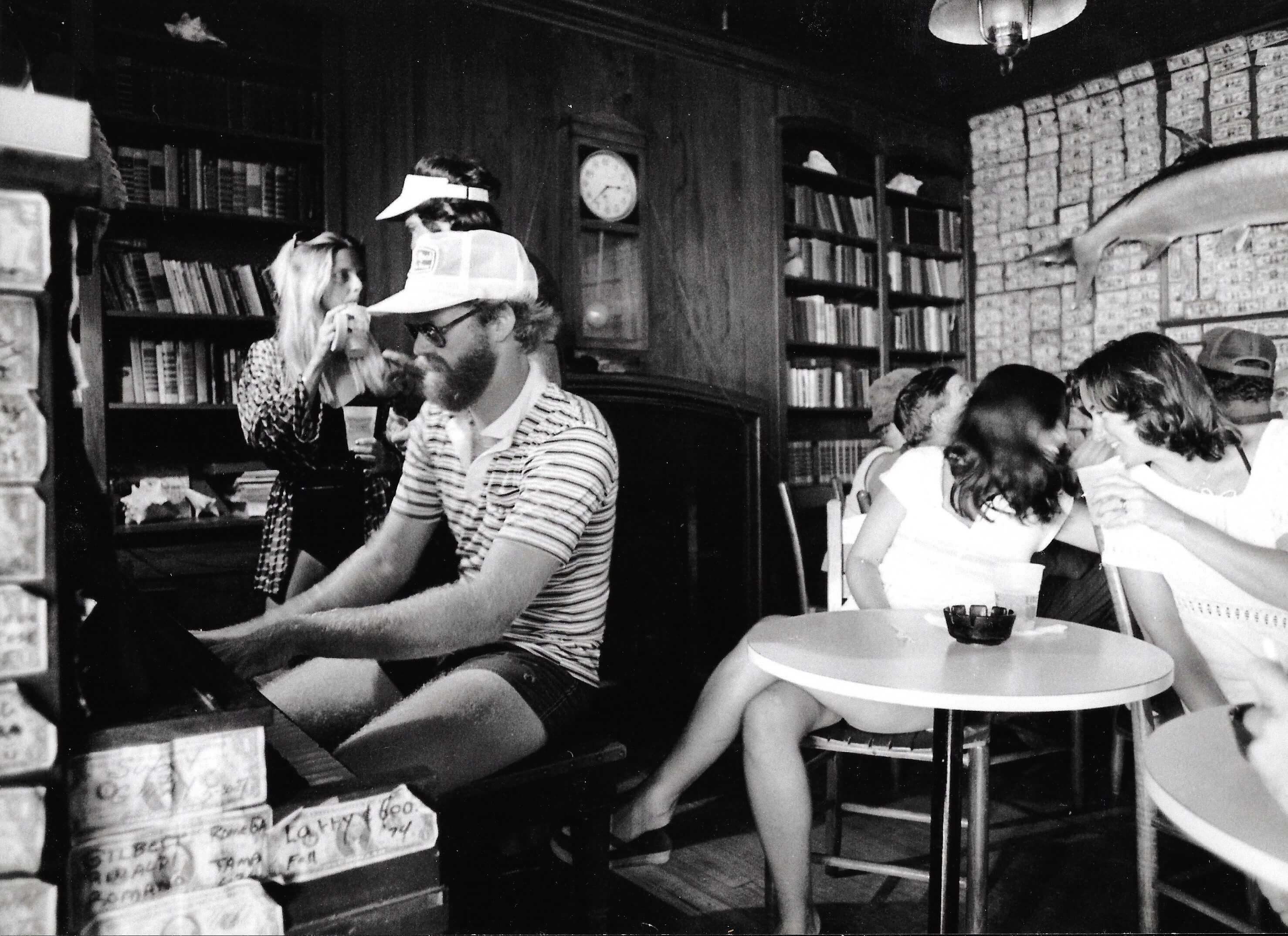History of Cabbage Key | Cabbage Key Inn & Restaurant