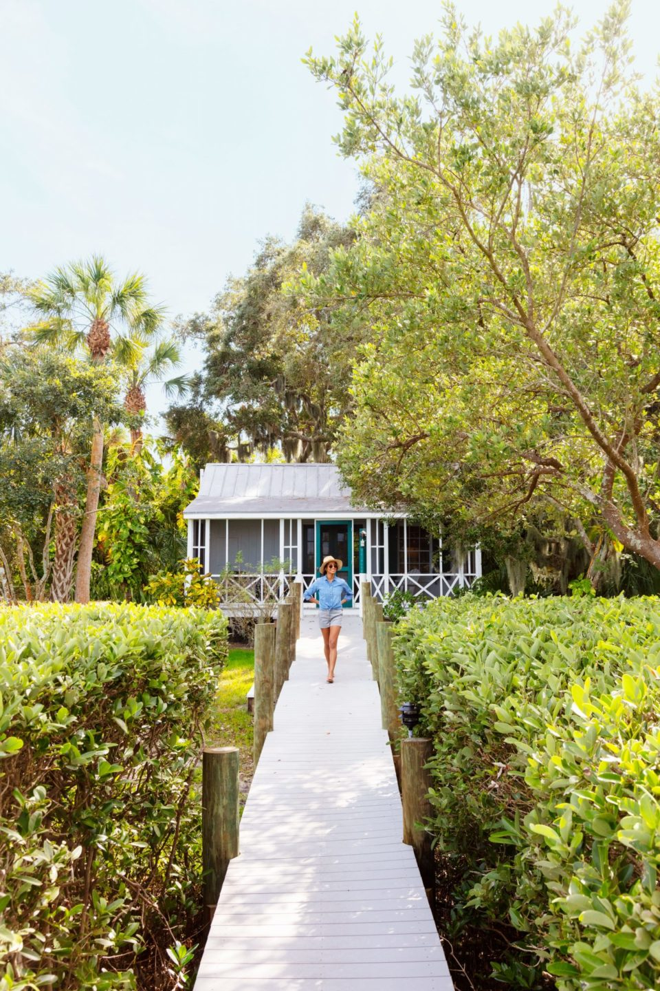 Cabbage Patch Cottage at Cabbage Key