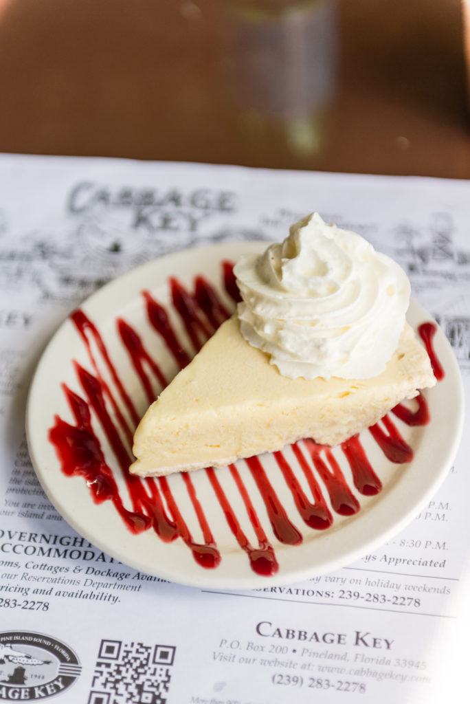 Key Lime Pie at Cabbage Key